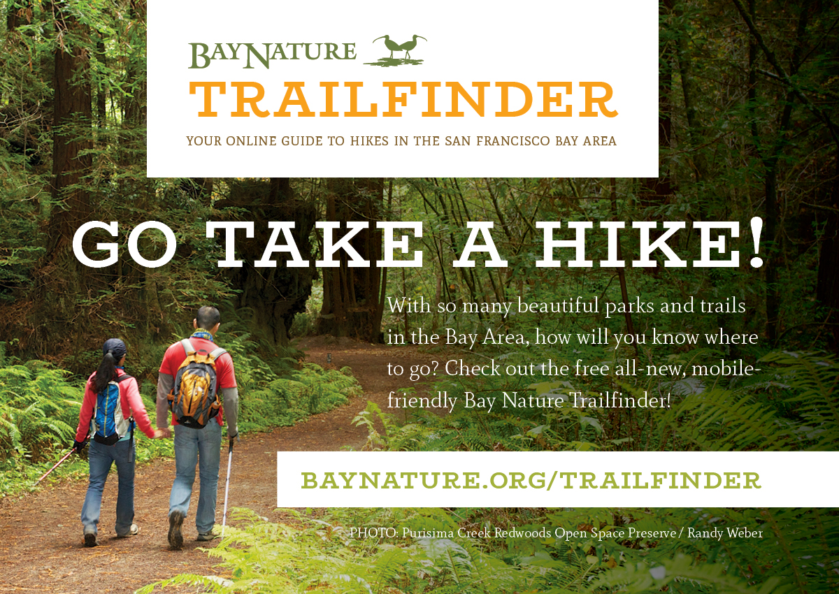 Bay Nature Trail Finder 2.0