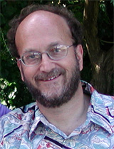 Environmental Volunteers' Allen Berkowitz