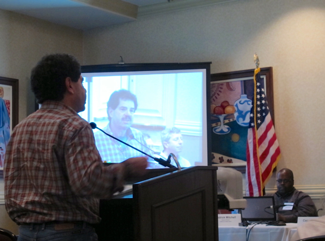 The public was invited to offer ideas and suggestions about the future of California's state parks. Photo: A Bergamin.